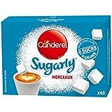 CANDEREL - Sugarly – Edulcorant – Sucralose - le Gout du Sucre Sans Calorie - Sans Aspartame – Boîte 65 Morceaux - Lot de 5