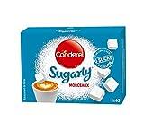 Canderel Sugarly Boîte 65 Morceaux de Sucre 130 g - Edulcorant zéro calorie à base de Sucralose - Sans aspartame - Lot de 5