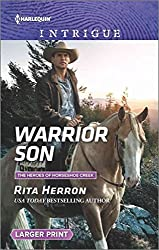 [Warrior Son] (By (author)  Rita Herron) [published: May, 2016]