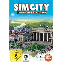 SimCity: Deutsches Stadt Set (Add-on) [Download Code]