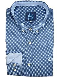61e5d95c782a6 Amazon.es  Cuellos Bordados - Camisas casual   Camisas  Ropa