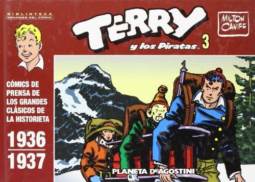 Biblioteca Grandes del Comic: Terry y los piratas nº 03