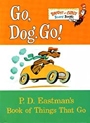Go Dog Go by P.D. Eastman (1997-06-06)