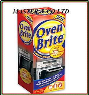 Oven Brite - 500ML - Bottle Bag & Gloves Included - Complete Oven Cleaner (B0086V1HE8) | Amazon price tracker / tracking, Amazon price history charts, Amazon price watches, Amazon price drop alerts