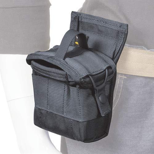 Atlas 46 AIMS Maßbandtasche, handgefertigt in den USA, schwarz