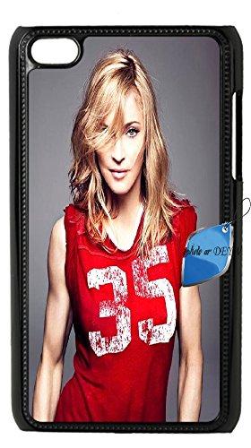 Custom per custodia per iPod Touch 4, fai da te Madonna casi con deyw.