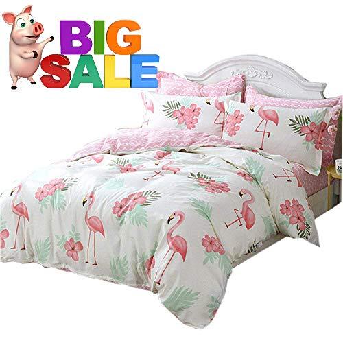 Flamingos Und Andere Motive Günstige Bettwäsche Online