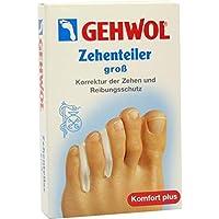 GEHWOL Polymer Gel Zehen Teiler groß 3 St preisvergleich bei billige-tabletten.eu