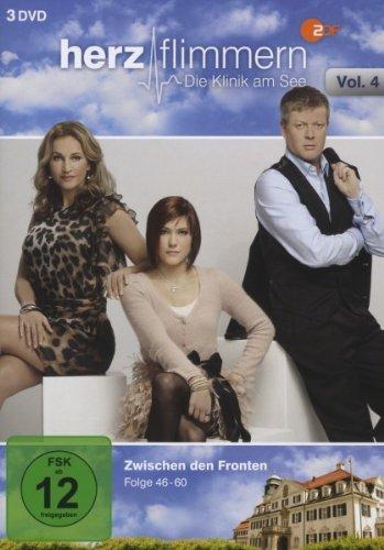 Die Klinik am See, Vol. 4 (3 DVDs)