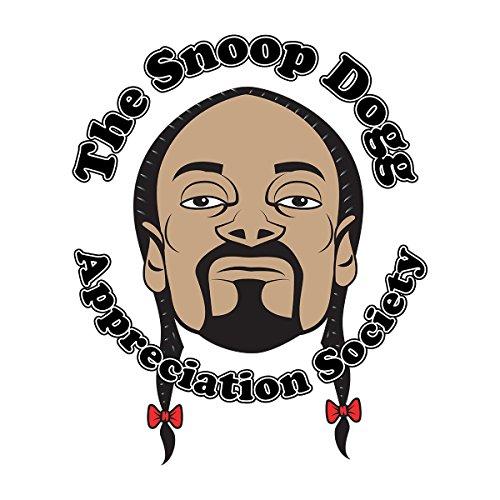 The Snoop Dogg Appreciation Society Women's Vest White