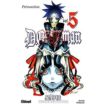 D.Gray-Man - Édition originale - Tome 05: Prémonition