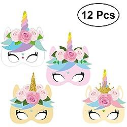 ᐈ Máscaras De Unicornio Póntelas En Carnaval