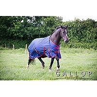 Gallop Trojan - Manta de caballo sin cuello, 200g - EU 125cm