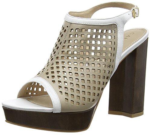 CafèNoir - Md, Pantofole Donna Grigio (Grau (232  TORTORA))