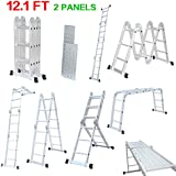 Big Red Foot 3 Way Combination Ladder Ladders Stair