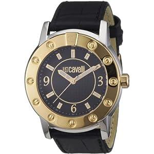 Just Cavalli Crystal Gent Just Time R7251161025 – Reloj de Caballero