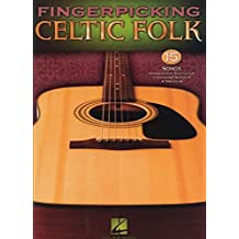 Fingerpicking Celtic Folk 15 Songs Arr Solo Guitar Notation & Tab Bk (Guitar Tab)