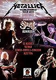 Metallica Worldwired 2019 Europäischen/UK Tour Wien