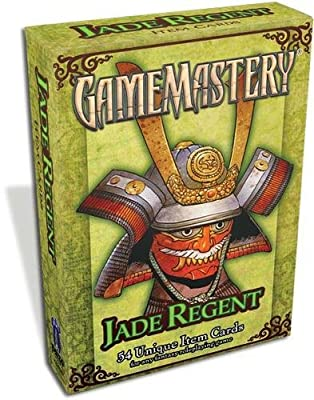 GameMastery Item Cards: Jade Regent