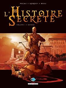"""Afficher """"L'histoire secrète n° 1<br /> Genèse"""""""