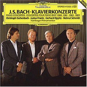 Klavierkonzert-BWV-1060-61-63-65