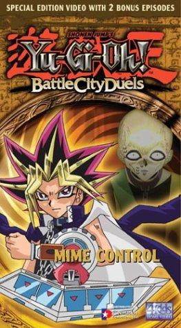 Preisvergleich Produktbild Yu-Gi-Oh 5: Mime Control Season 2 [VHS] (2001) - englisch