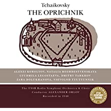"The Oprichnik: Act II, Scena & Duet of Andrey and Morozova, ""Snega beley, solntsa svetley"""