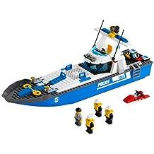 LEGO City Policía 7287 - Barco de Policía (ref. 4589414)