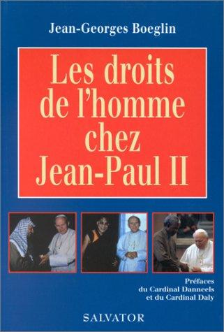 Les droits de l'homme chez Jean-Paul II