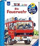 Die Feuerwehr (Wieso? Weshalb? Warum? junior, Band 2) - Katja Reider