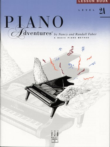 Piano Adventures: Lesson Book - Level 2A