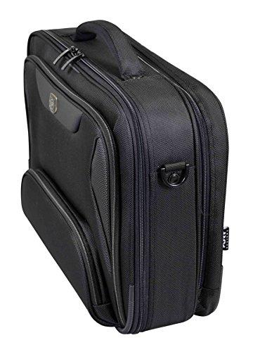 """Port Designs MANHATTAN Clamshell BF 15 - sacoche business pour PC portable de 14"""" à 15,6"""""""