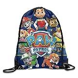 Best Paw Patrol sacs à dos - Icndpshorts Paw Patrol Funny Drawstring Backpack Gym Sack Review