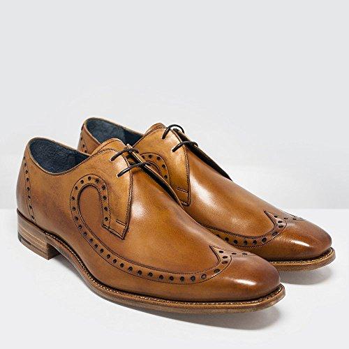 Barker - Woody - Mens - Cedar Cedar Calf