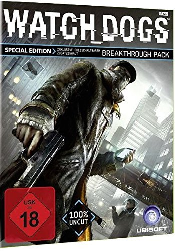 Watch Dogs - Special Edition [Sony PlayStation 4] (Edition Watch Dogs Limited)