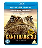 Cane Toads - The Conquest 3D [3D Blu-ray + 2D Version] (UK-Import)