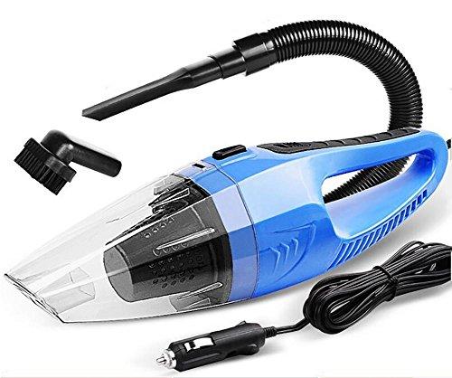 BMDHA Auto-Staubsauger Handheld High Power Super Saug Nass Und Trocken / Turbocharged / Mehrere Saugen Kopf , blue -