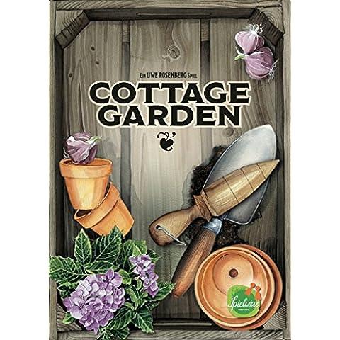 Cottage Garden - Deutsch English