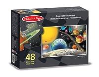 Melissa & Doug Solar System Floor Jigsaw Puzzle (48 Pieces)