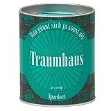 Spardose 'Traumhaus'