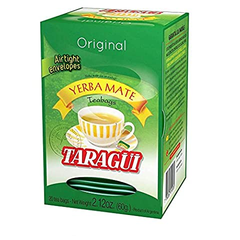 Yerba Mate Taragui en sachets x (Tè Mate)
