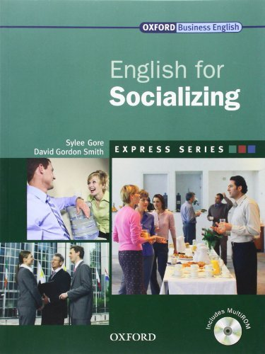 Express: English for Socializing: Student Book and MultiROM by Sylee Gore (October 24,2007)