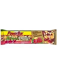 PowerBar Natural Energy Cereal - Preparados fitness - Raspberry Crisp 24 x 40g beige/verde 2017