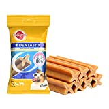 #4: Pedigree Dentastix Small Breed Dog Oral Care, 110 g Weekly Pack (7 Sticks)