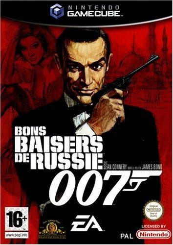 James Bond 007 : Bons baisers de Russie [FR Import]
