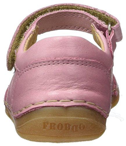 FRODDO Froddo Ballerina G2140025-1, Ballerines fille Rose (Fuxia)