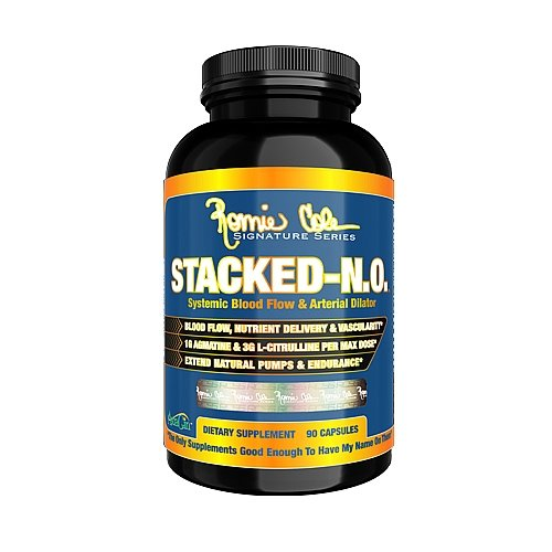 Stacked N.O. de Ronnie Cole Nutrition