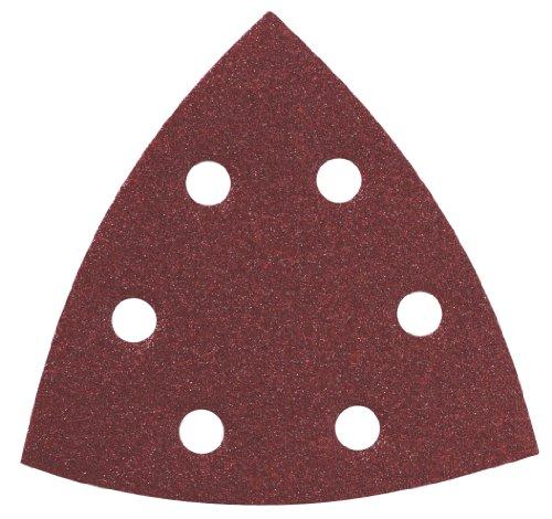 Metabo 6.24988.00 Haftschleifblätter-Sortiment für Dreiecksschleifer