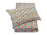 Pepi Leti 685843715894 Wald Premium Hochwertige Kinderbettwäsche, mehrfarbig