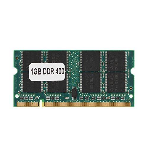 Tangxi DDR1-Speicher, DDR1-RAM, 1 GB Meomory 400 MHz PC-3200 200Pin, hochwertiger Desktop-Speicher für Intel/AMD-Motherboards, voll kompatibel für Desktop-Computer -